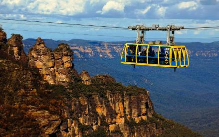 Fully inclusive Blue Mountains Tour, Blue Mountains Private Tour from Sydney including Scenic world entry, best small group blue mountains tour, blue mountains tours for seniors